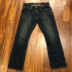 <American Eagle> 33 x 32 Original Boot Jeans